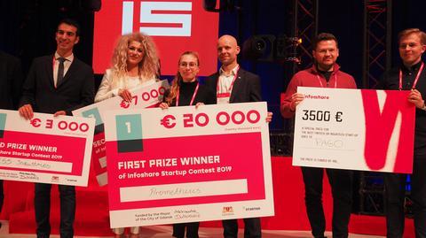 Prometheus wins to the Infoshare 2019