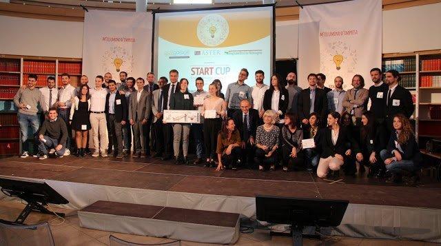 Golgi(ora Prometheus) vince la Starcup 2017