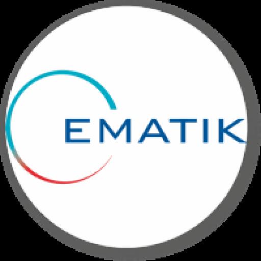 Ematik logo circle